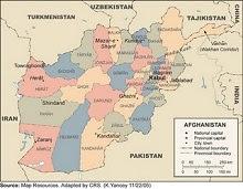 The Lie Behind the Afghan War