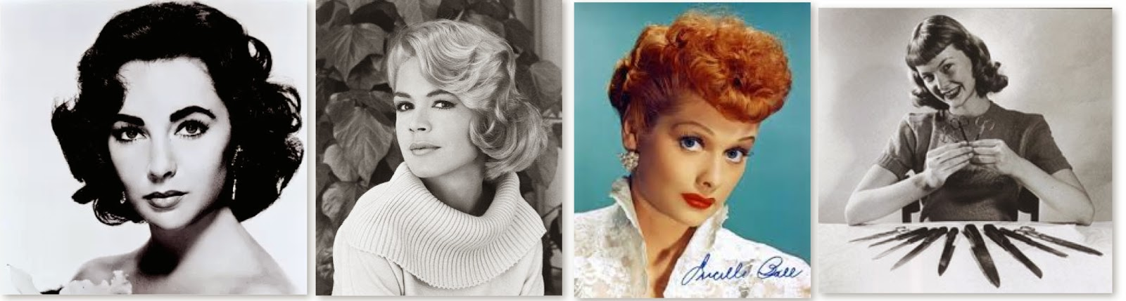 Musings Of A Painted Lady Vintage Hairstyles What To Call That Do