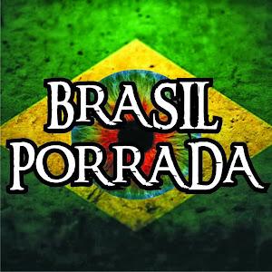 PROGRAMA / BRASIL PORRADA - RADIO ROCK CLUBE -SP - BRASIL