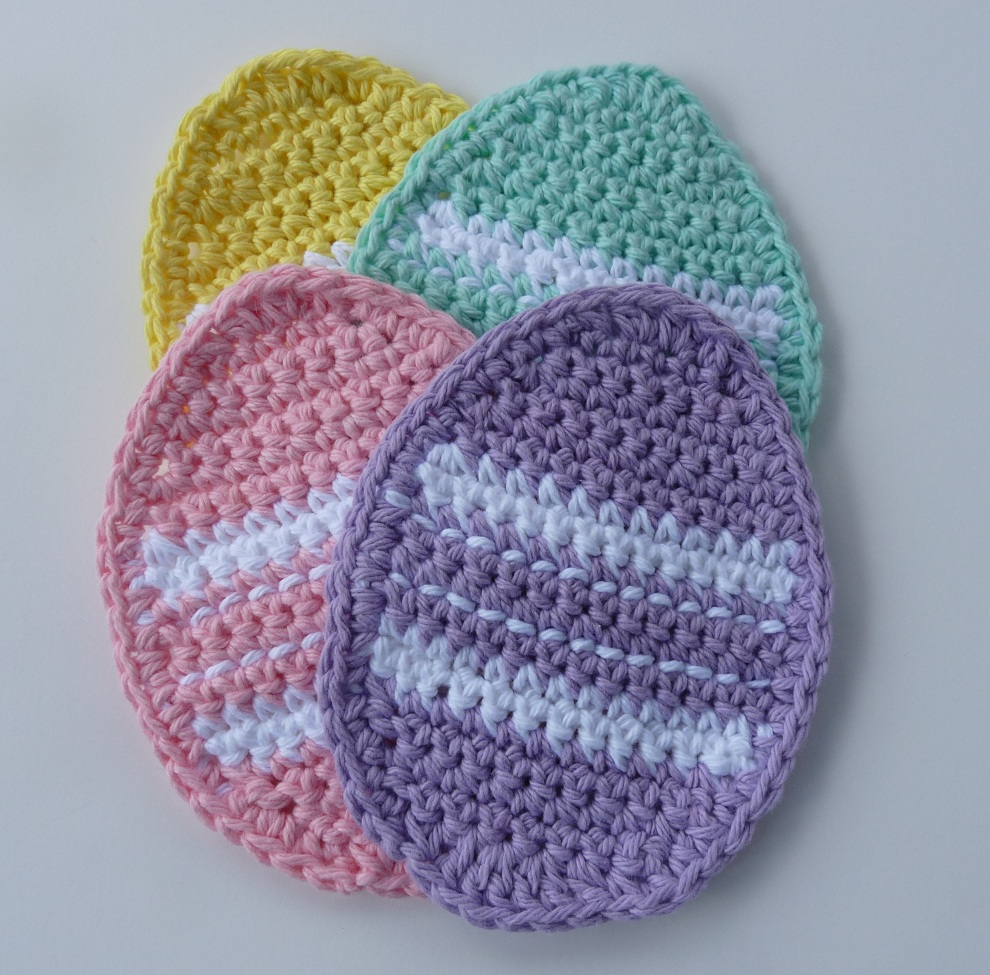 Two Little Cs: 10 Crochet Patterns for Easter