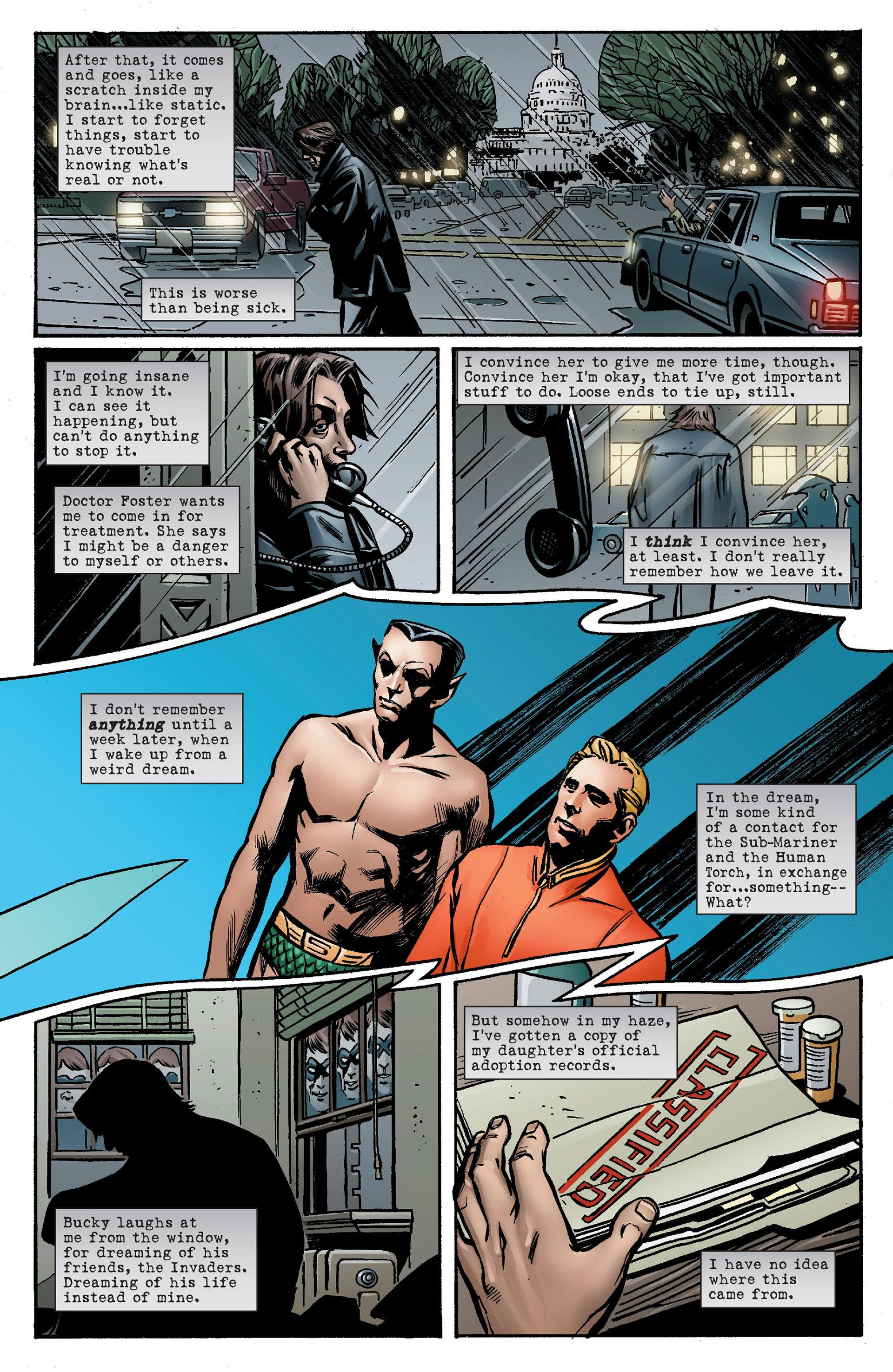 Captain America (2005) Issue #7 #7 - English 11