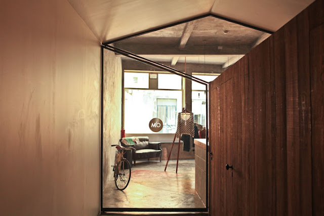 Miss'Opo Guesthouse in Porto, Portugal. Photography by Shanna Jones (via Nest of Pearls))