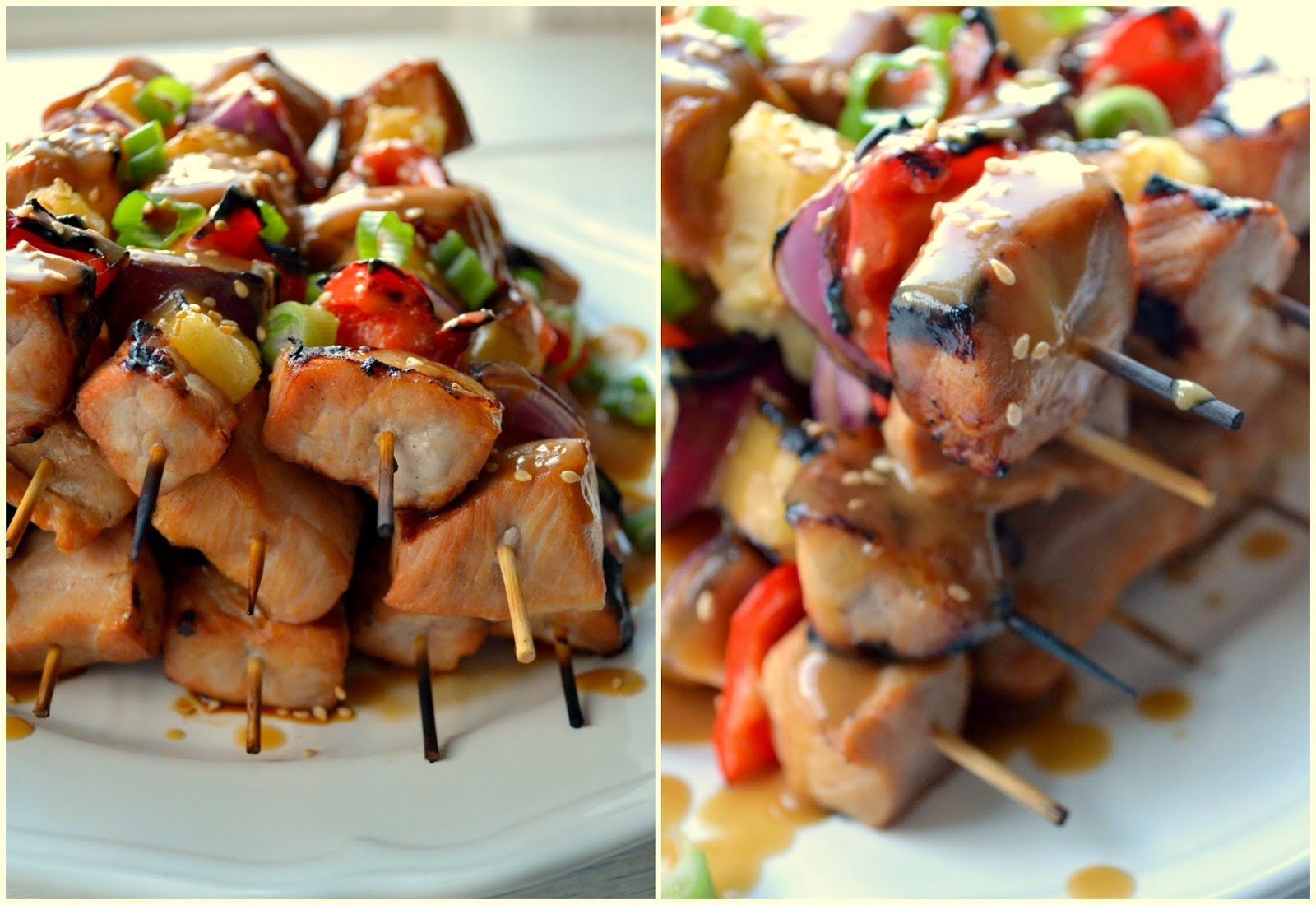 Family Feedbag: Pork & Pineapple Skewers