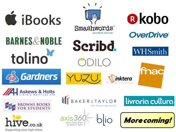 Smashwords Ebook Distribution Network