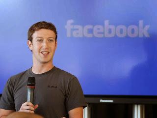 Zuckerberg Mendapat Hadiah Senilai 15 triliun di Ultah ke-31