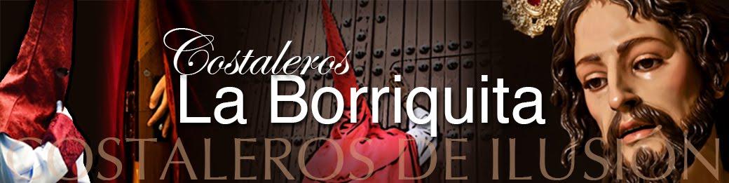 Costaleros La Borriquita