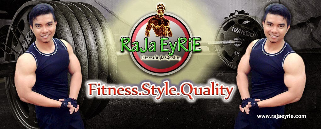 Raja Eyrie | Fitness.Style.Quality