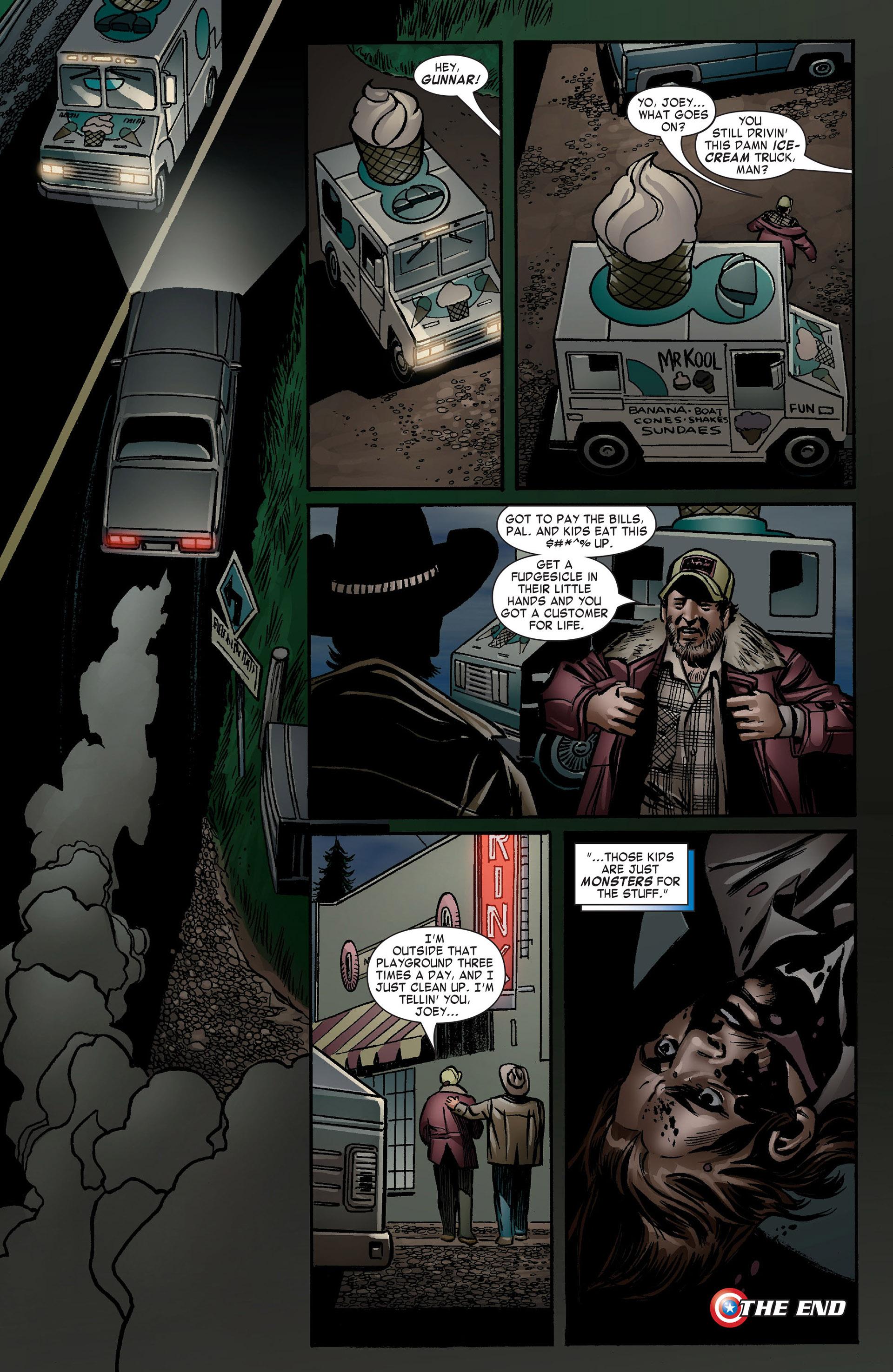 Captain America (2005) Issue #7 #7 - English 23