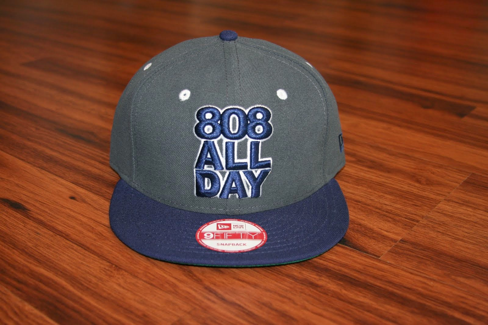 808ALLDAY NEW ERA SNAPBACK