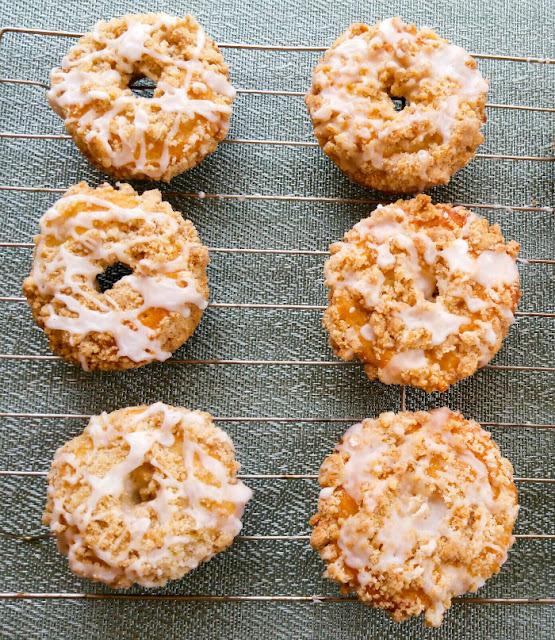 donut recipe; doughnuts