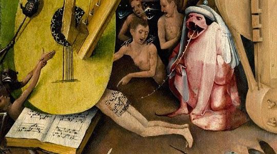 Το τραγούδι της κολάσεως κρυμμένο σε έναν πίνακα του Ιερώνυμου Μπος To-tragoudi-ths-kolasews-krymmeno-se-enan-pinaka-tou-ierwnymou-mpos