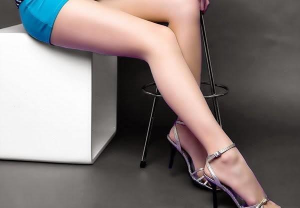 Bí quyết sở hữu đôi chân quyến rũ