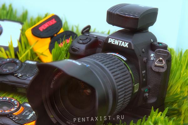 Фотографии Pentax K-5 IIs