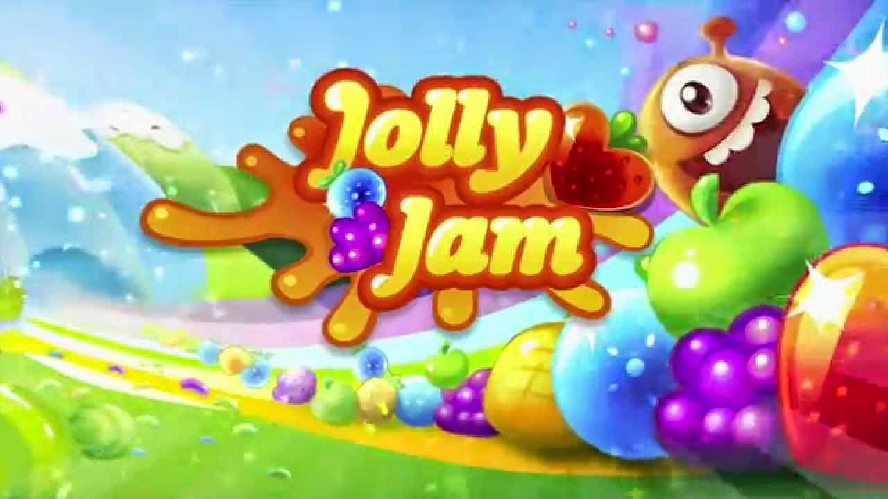 Jolly Jam Gameplay IOS / Android