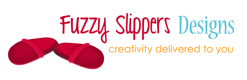 Fuzzy Slippers Designs