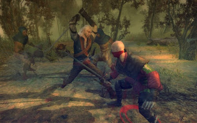 The Witcher 1 Games for windows PC