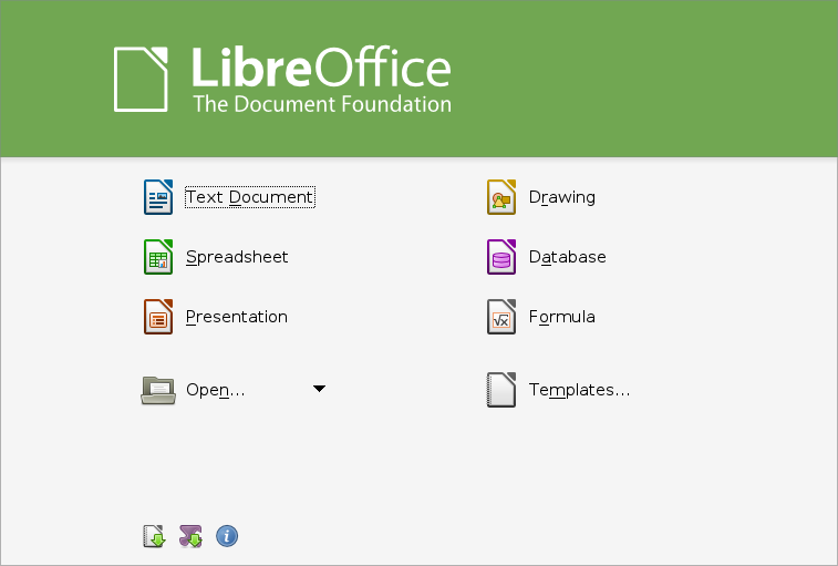 (Program) Download LibreOffice 4.2.3 RC3