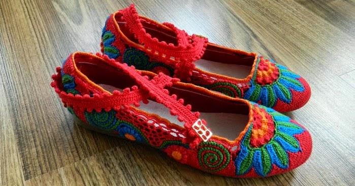 Сказочные черевички.