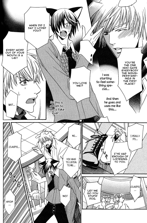 Neko no Yomeiri - Chapter 2