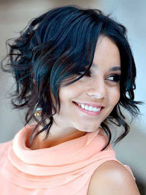Short Wavy Hairstyles You Wish To Try in 2015 1