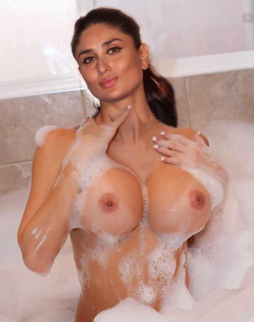 kapoor nude kareena boobs realy