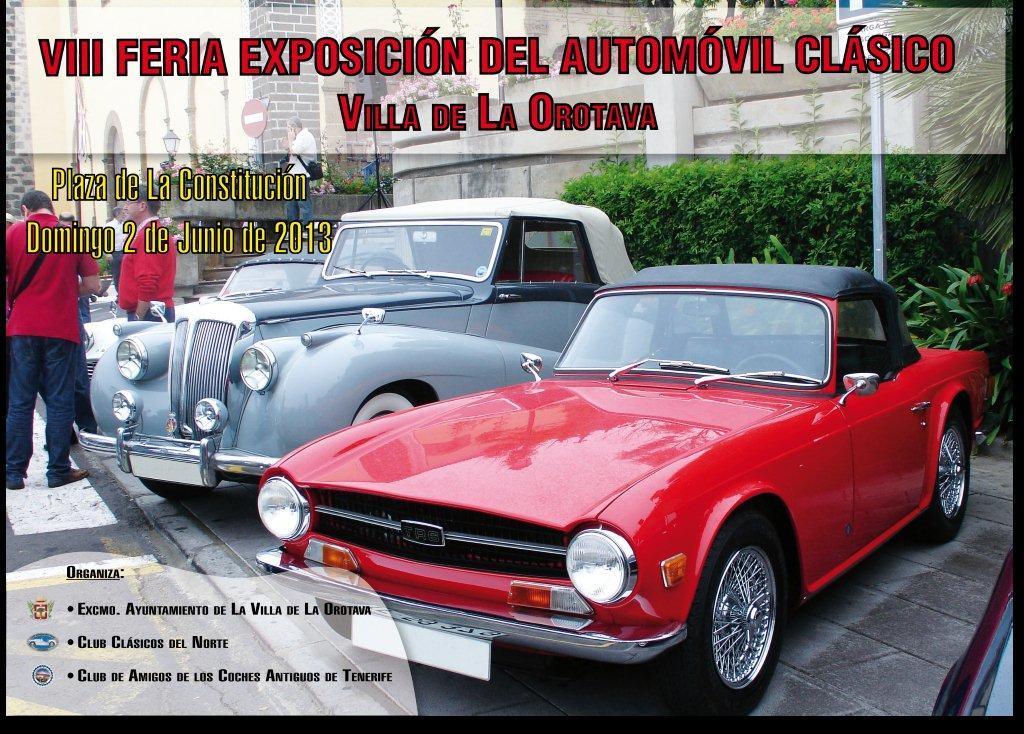 Club de amigos de los coches antiguos de Tenerife.: VIII Feria ...