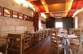 Seamstress Restaurant, Lonsdale Street, Melbourne