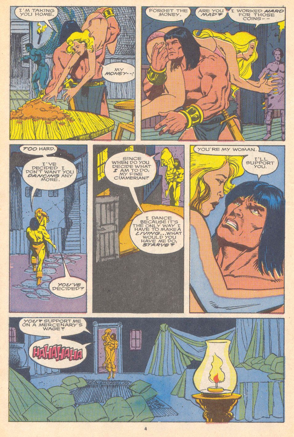 Conan the Barbarian (1970) Issue #228 #240 - English 5
