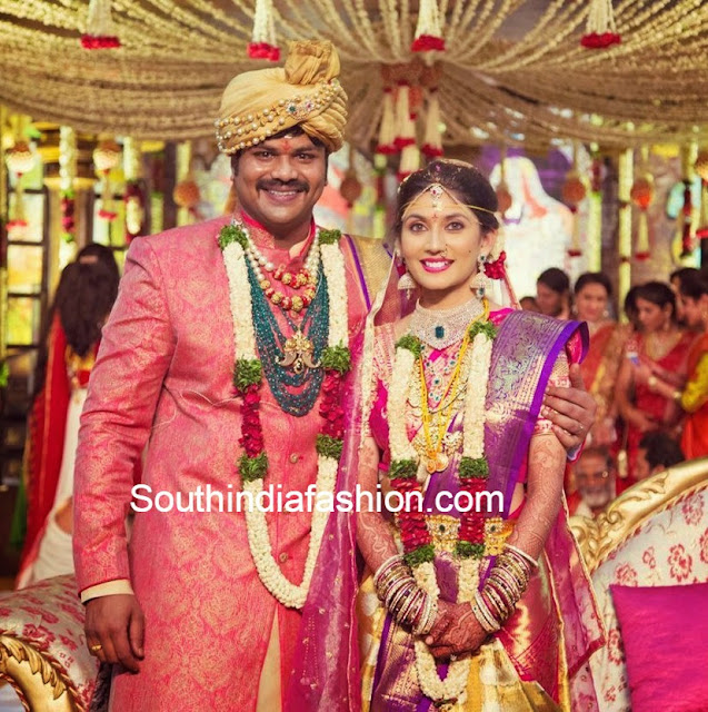 manchu manoj pranathi reddy marriage photos
