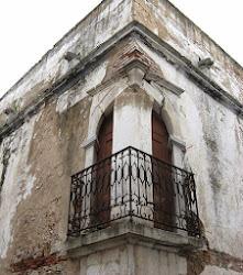 Janela -  Rua do Governador