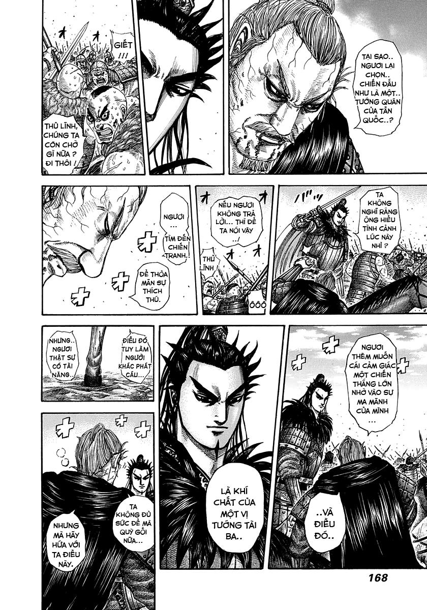 Kingdom - Vương Giả Thiên Hạ Chapter 303 page 16 - IZTruyenTranh.com