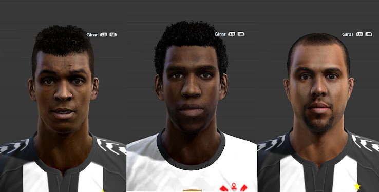 PES 2013 Facepack by JuniorSD