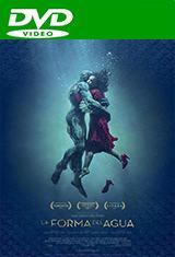 La forma del agua (2017) DVDRip Latino AC3 5.1