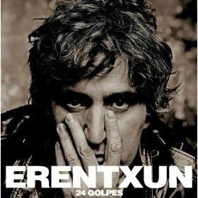 oir 24 golpes nuevo album disco de mikel erentxun 2012