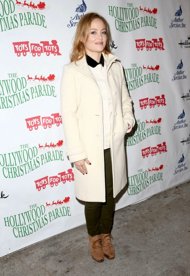 Erika Christensen – 83rd Annual Hollywood Christmas Parade in Hollywood