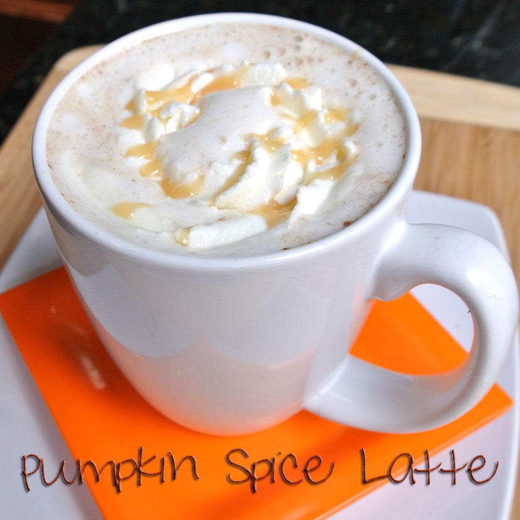Mom, What's For Dinner?: Pumpkin Spice Latte