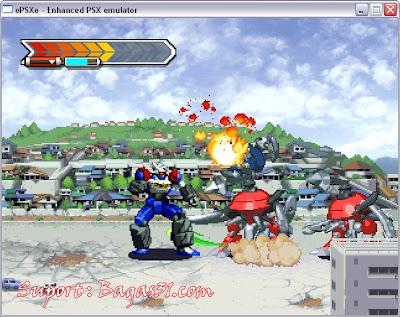 Gear Fighter DendOh 3