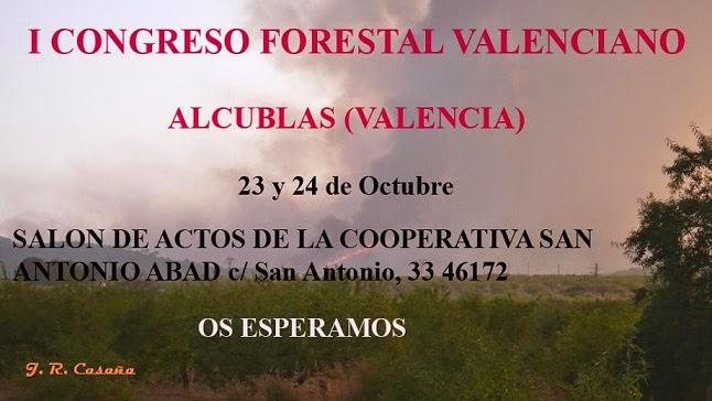 I Congreso Forestal Valenciano