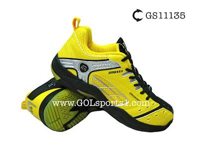 sepatu RS kuning new jeffer