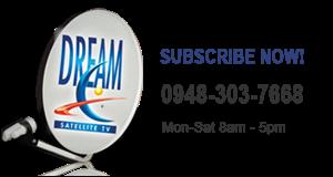 Dream Satellite Camsur: Dream Lite 390
