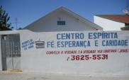 """Centro Espírita """"Fé, Esperança e Caridade"""", Jaú-SP"""
