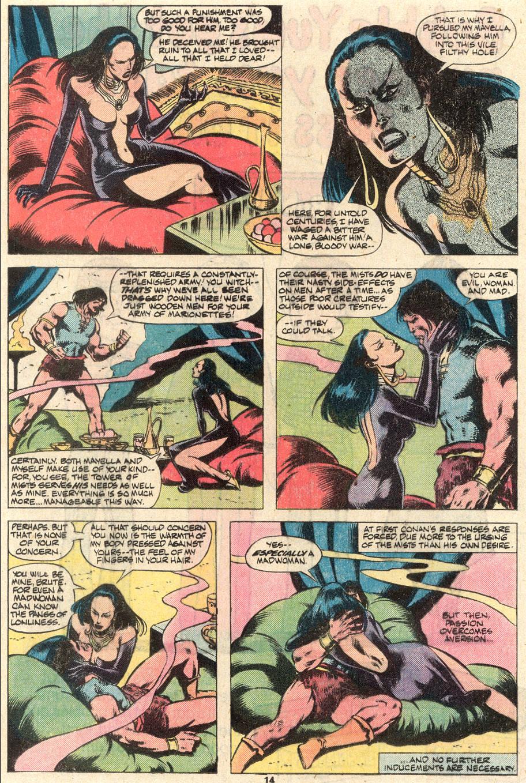 Conan the Barbarian (1970) Issue #124 #136 - English 11