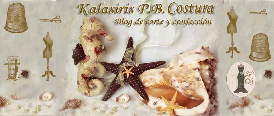 Kalasiris P.B. Costura
