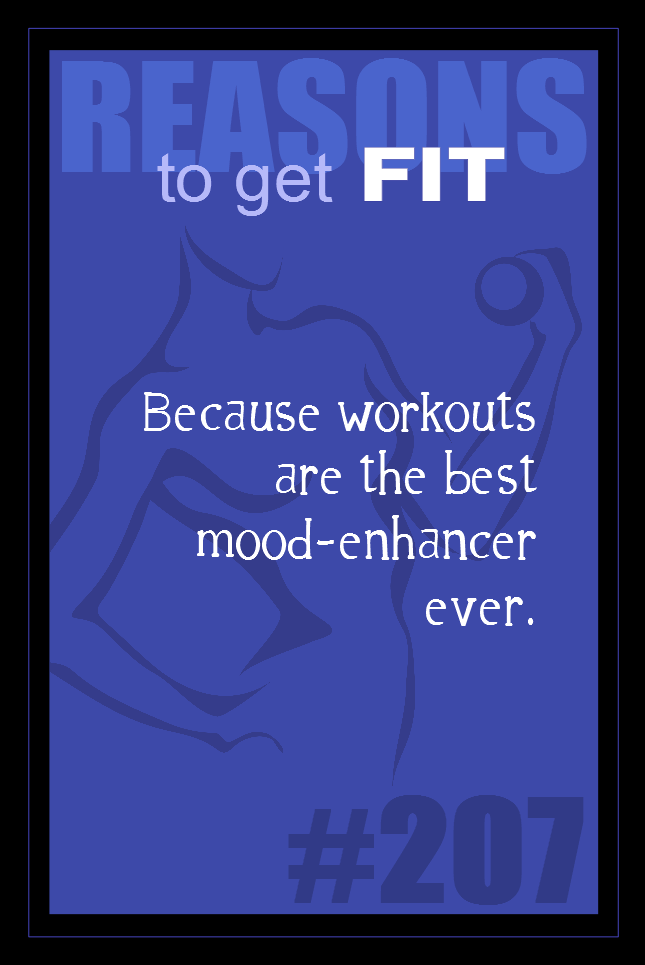 365 Reasons to Get Fit #207
