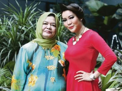 Malaysia, Berita, Gossip, Selebriti, Artis Malaysia, Ifa Raziah, manja, dengan, ibu mertua