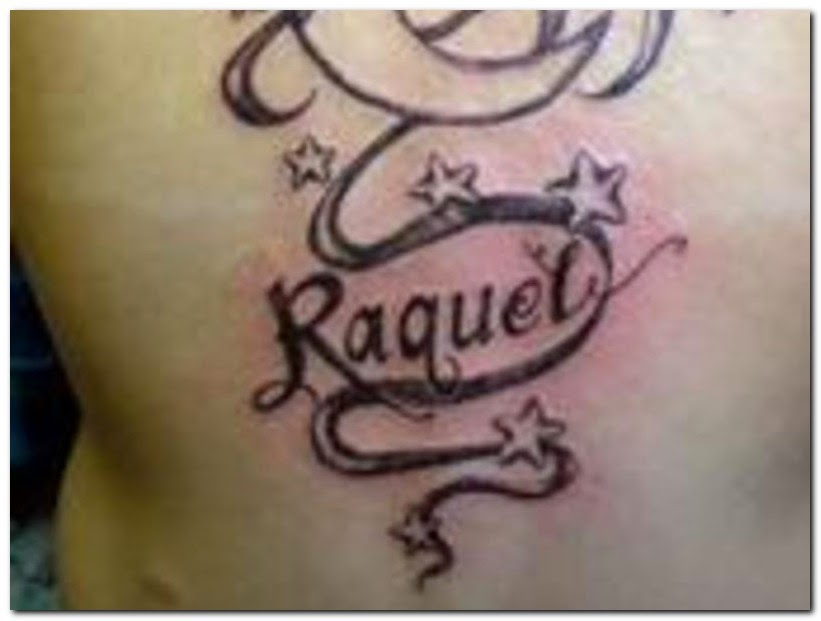 typical name tattoo ideas
