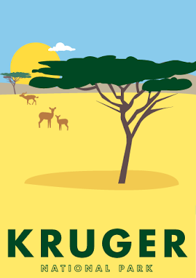 Kruger National Park - There & Here