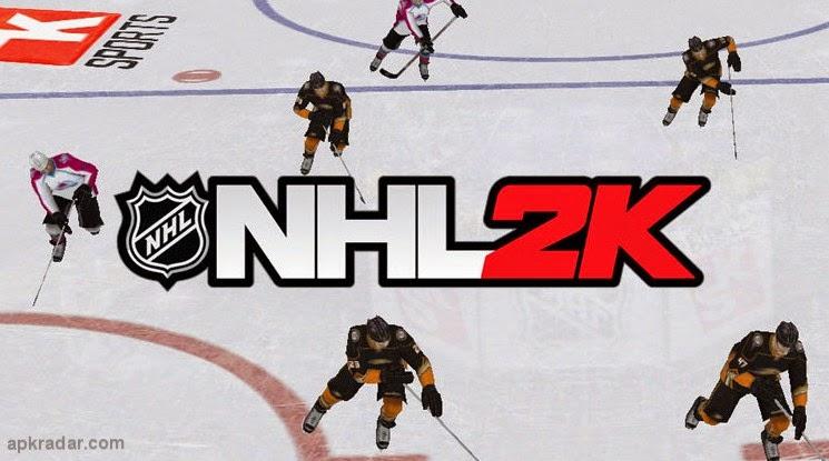 NHL 2K 1.0.2 APK