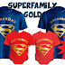 Super Family GOLD EDITION T-shirts Malaysia