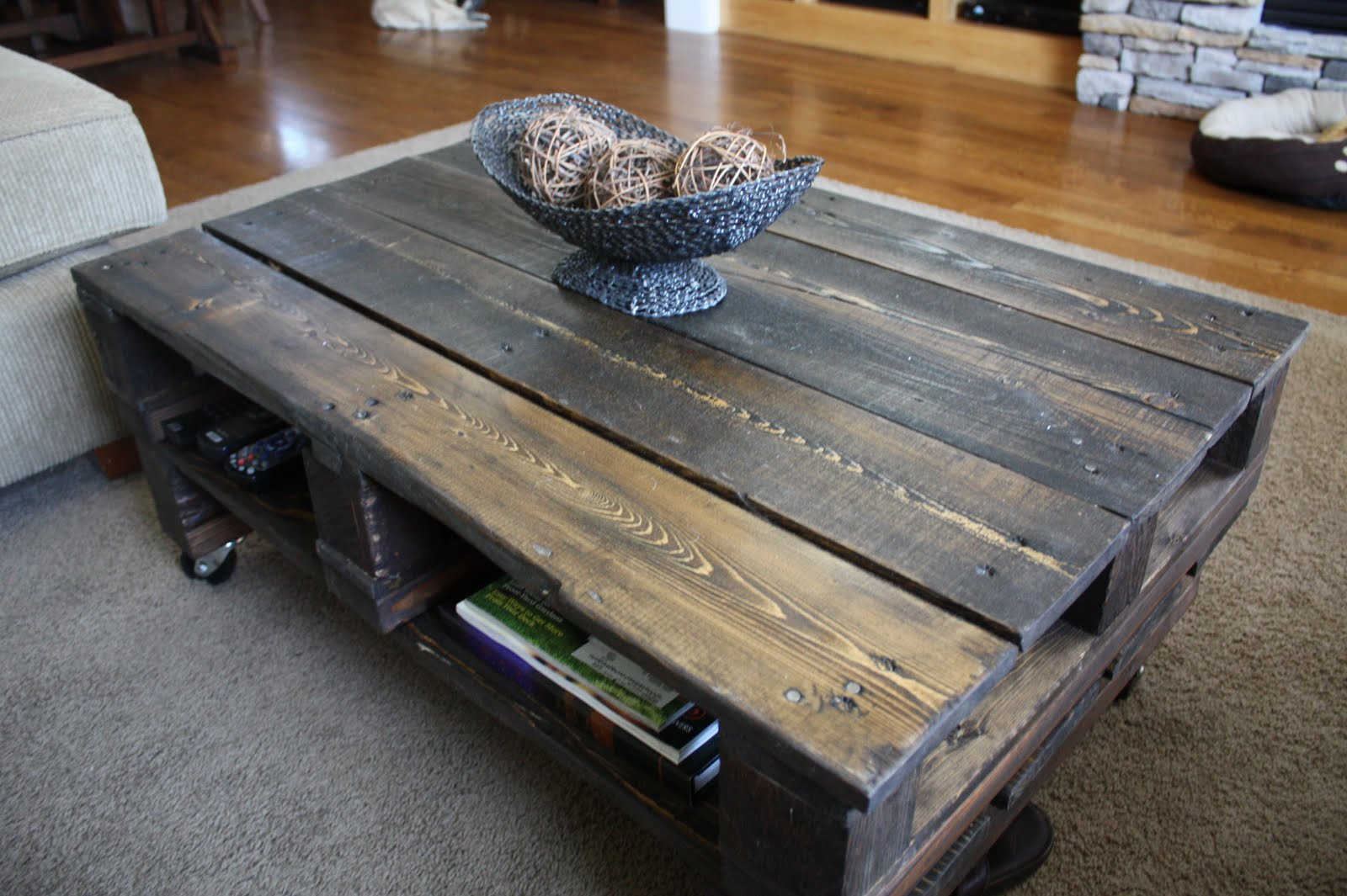 8 enjoy your new table Coffee table top ideas